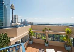 瑞吉斯公園中心酒店 - 雪梨 - 露天屋頂
