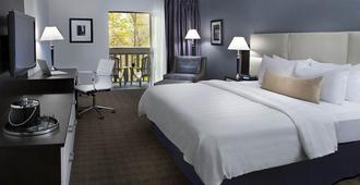 Toronto Don Valley Hotel and Suites - Toronto - Makuuhuone