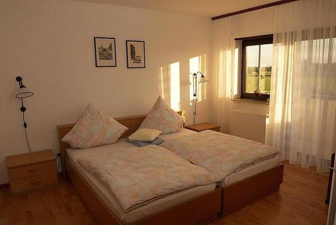 Hotel am Flugplatz - Hockenheim - Bedroom