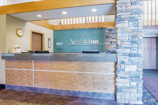 AmericInn by Wyndham Sioux Falls - Sioux Falls - Lễ tân