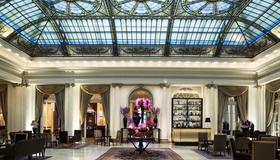 Bellevue Palace Hotel - Berne - Lobby