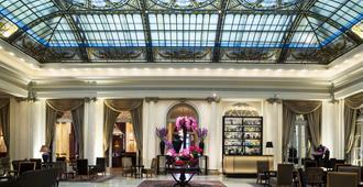 Bellevue Palace Hotel - ברן - לובי