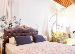 I-Shan B&B - Jincheng - Phòng ngủ