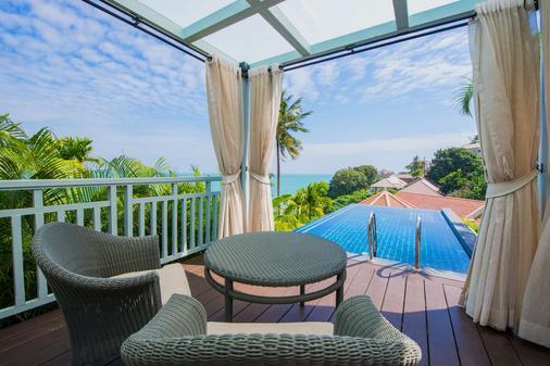 Amatara Wellness Resort - Wichit - Balcony