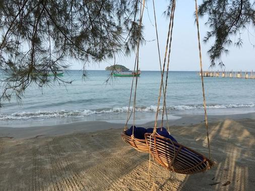 Mary Beach Bungalows - Krong Preah Sihanouk - Beach