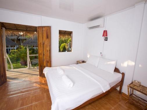 Mary Beach Bungalows - Krong Preah Sihanouk - Bedroom