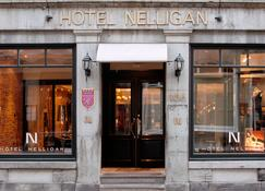 Hotel Nelligan - Montreal - Building