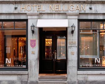 Hotel Nelligan - Montreal - Building