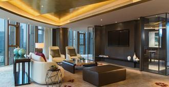Renaissance Nanjing Olympic Centre Hotel - Nanjing - Bedroom