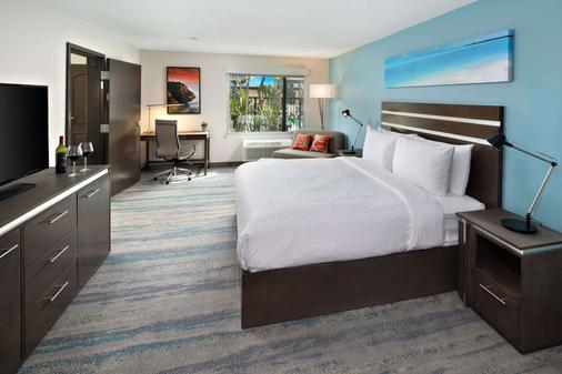 The Cove Hotel an Ascend Hotel Collection Member - Long Beach - Bedroom