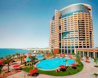 Khalidiya Palace Rayhaan by Rotana - Abu Dhabi - Byggnad