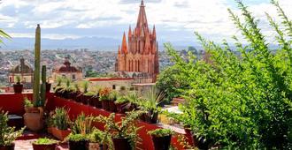 Hacienda de las Flores - San Miguel de Allende - Outdoors view