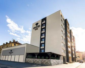 Hotel Crystal - Košice - Gebouw