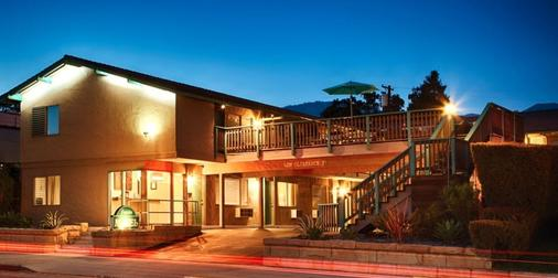 The Presidio - Santa Barbara - Κτίριο