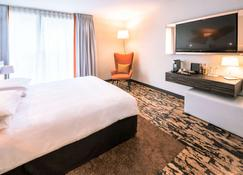 래디슨 블루 호텔 파리-불로뉴 - 볼로뉴빌랑쿠르 - 침실