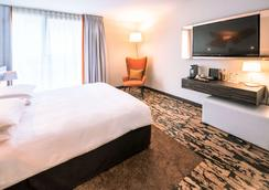 Radisson Blu Hotel, Paris-Boulogne - Boulogne-Billancourt - Makuuhuone