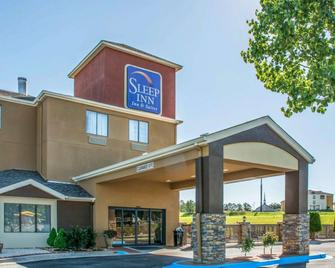 Sleep Inn and Suites Cullman I-65 exit 310 - Кулмен - Здание
