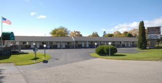 Wayside Motel - Saint Ignace - Edificio
