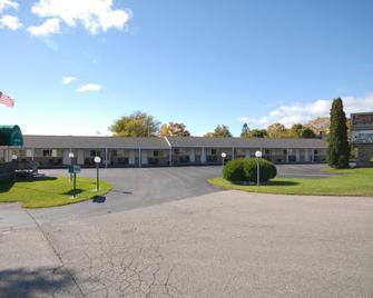 Wayside Motel - Saint Ignace - Building