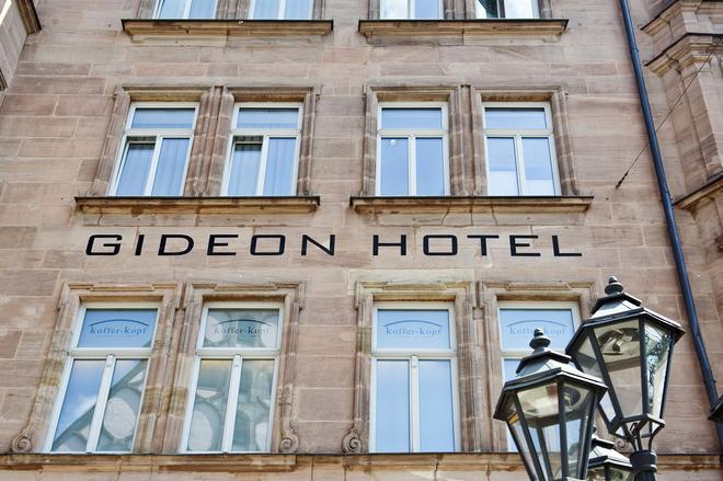 Gideon Designhotel - Нюрнберг - Здание