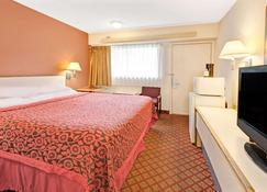 Days Inn by Wyndham Overland Park/Metcalf/Convention Center - Overland Park - Schlafzimmer
