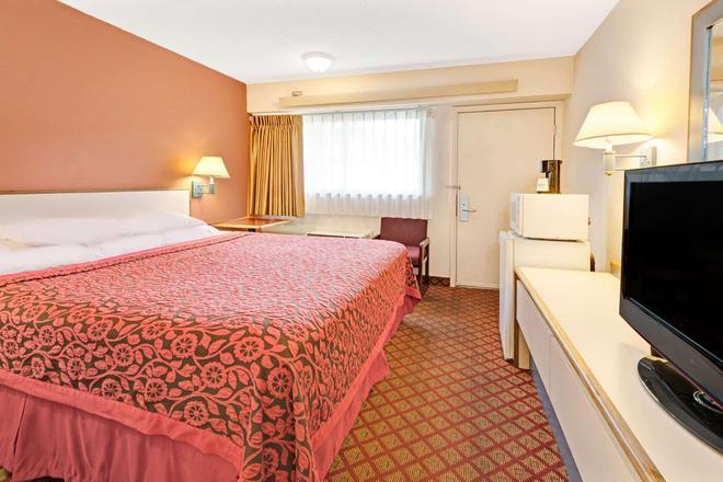 Days Inn by Wyndham Overland Park/Metcalf/Convention Center - Overland Park - Habitación