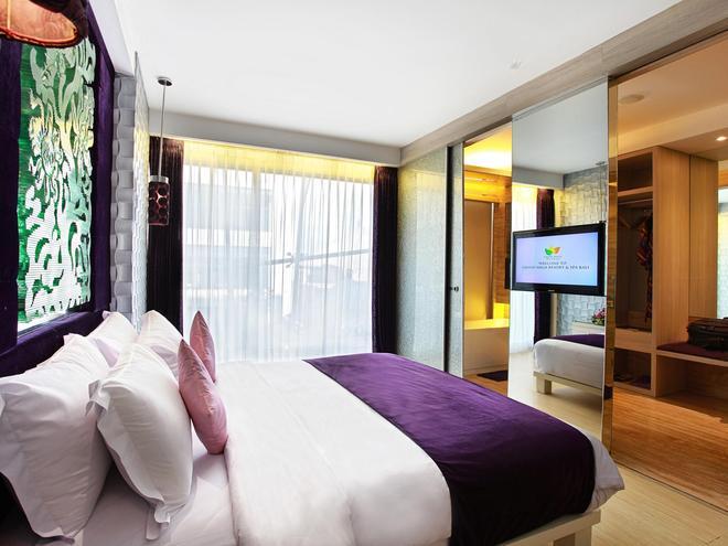 峇里島大米加度假村和水療 - 庫塔 - 臥室