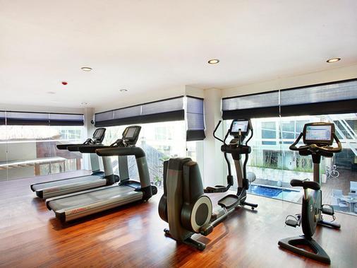 Grand Mega Resort & Spa Bali - Kuta - Gym