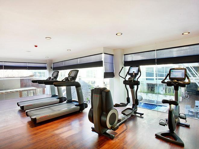 峇里島大米加度假村和水療 - 庫塔 - 健身房