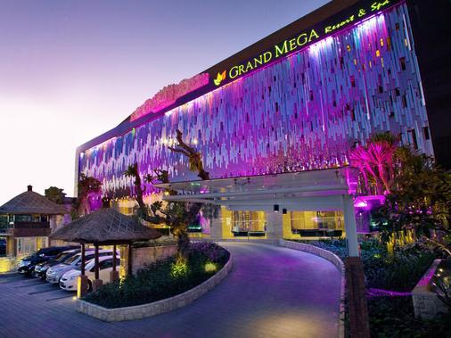 Grand Mega Resort & Spa Bali - Kuta - Building