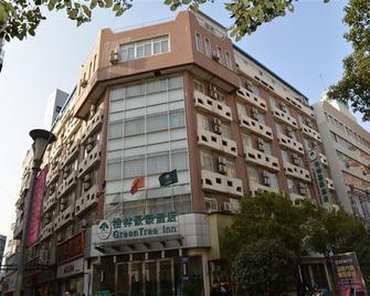 Greentree Inn Anhui Bengbu Huaihe Road Walking Street Business Hotel - Bengbu - Building
