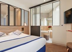Hotel de Sevigne - Paris - Schlafzimmer