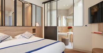 Hotel de Sevigne - פריז - חדר שינה