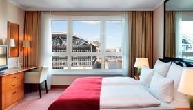 漢堡斯泰伯格曼海酒店 - 漢堡 - 漢堡 - 臥室