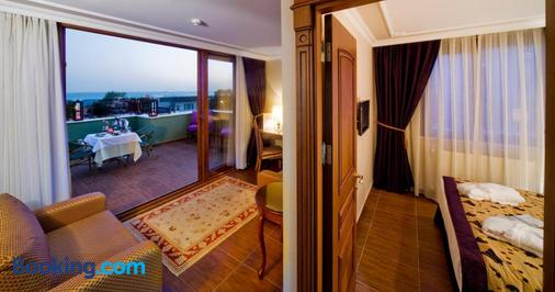 Glk Premier The Home Suites & Spa - Istanbul - Phòng ngủ