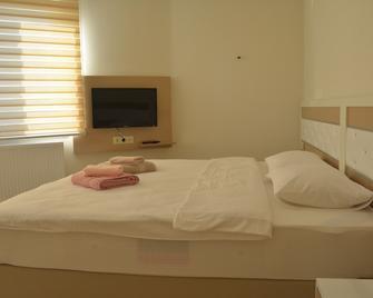 Serenti Apart Otel - Giresun - Schlafzimmer