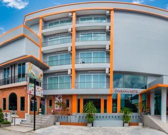 Chabana Kamala Hotel - Kamala - Κτίριο