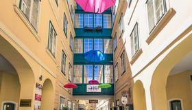Mercure Grand Hotel Biedermeier Wien - Viena - Vista del exterior