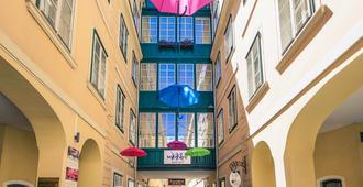 Mercure Grand Hotel Biedermeier Wien - Wien - Utomhus