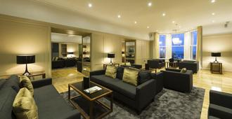 Claremont Hotel - Douglas - Stue
