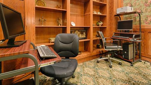 Best Western Plus Pioneer Square Hotel Downtown - Seattle - Business centre
