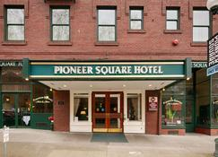 Best Western Plus Pioneer Square Hotel Downtown - Seattle - Building