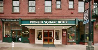 Best Western Plus Pioneer Square Hotel Downtown - Seattle - Edificio