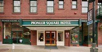 Best Western Plus Pioneer Square Hotel Downtown - סיאטל