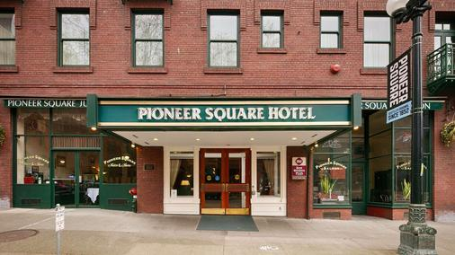 Best Western Plus Pioneer Square Hotel Downtown - Σιάτλ - Κτίριο