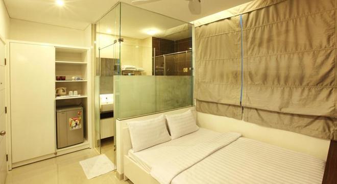 Yellow House Saigon Hotel - Ho Chi Minh City - Bedroom