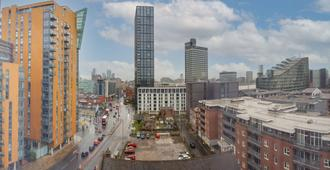 Hampton By Hilton Manchester Northern Quarter - Manchester - Outdoors view