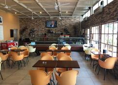 Hotel Central - São Tomé - Restaurant