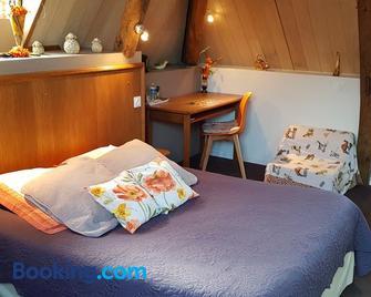 Au Bosquet Fleuri - Azay-le-Ferron - Bedroom