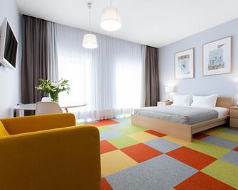 Hotel Rakurs - Uljanowsk - Schlafzimmer